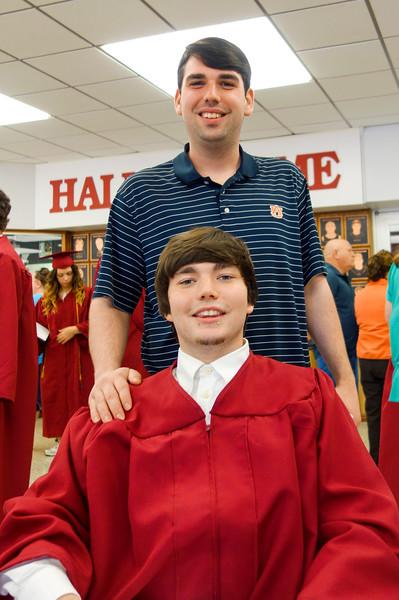 Vincent's Graduation