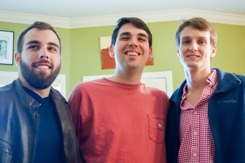 Brady, Joseph, Seth