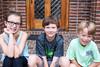 JC, Noah & Patrick