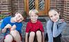 Noah, Patrick, JC