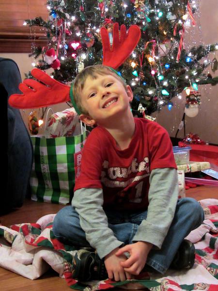 Noah<br /> Christmas 2012