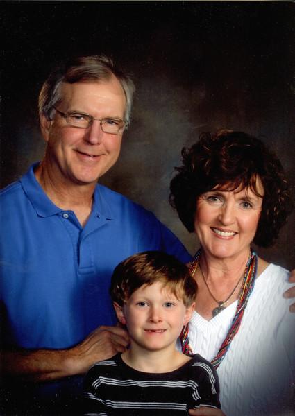 Grandparent's Day at Noah's Grade School<br /> 2012