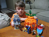 Noah and His Legos<br /> May 2013