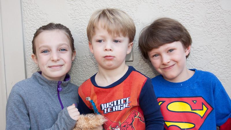 JC, Patrick & Noah