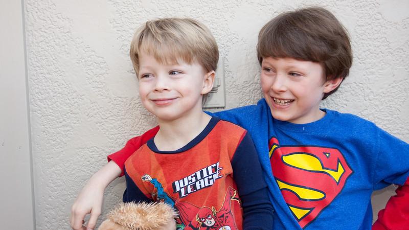 Patrick & Noah