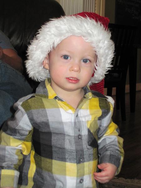 Patrick Alford<br /> Christmas 2011
