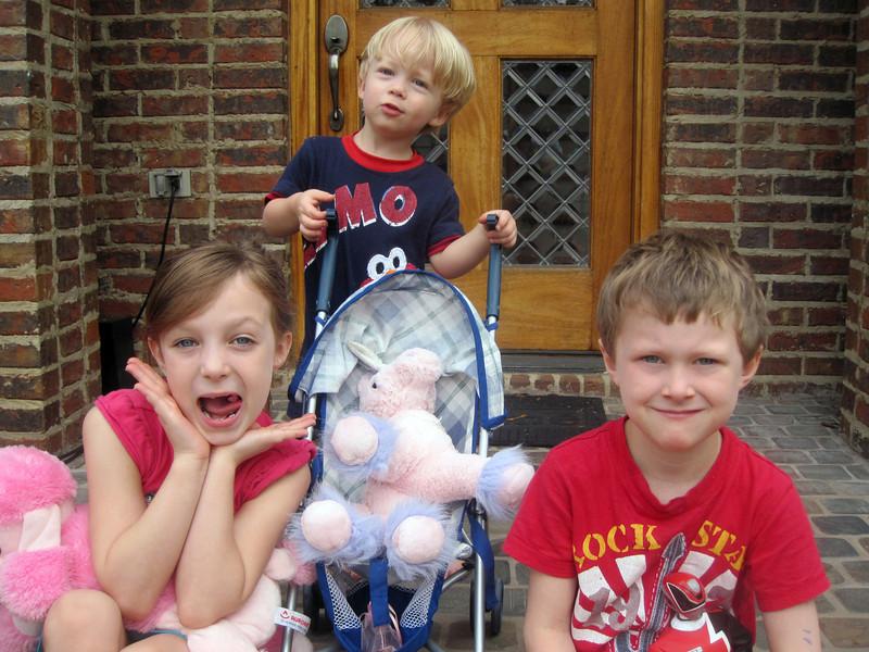 JC, Patrick & Noah - August 2012