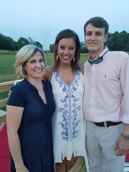 Ann, Katie & Seth