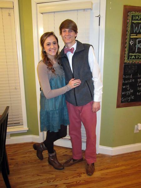 Seth & Emily