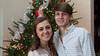 Emily & Seth<br /> Christmas 2012