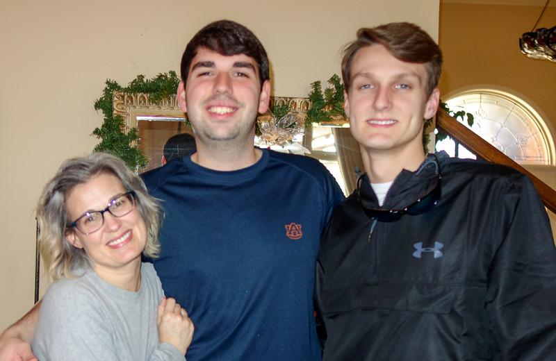 Ann, Joseph & Seth