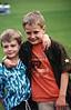 Seth and Benjamin - 2003
