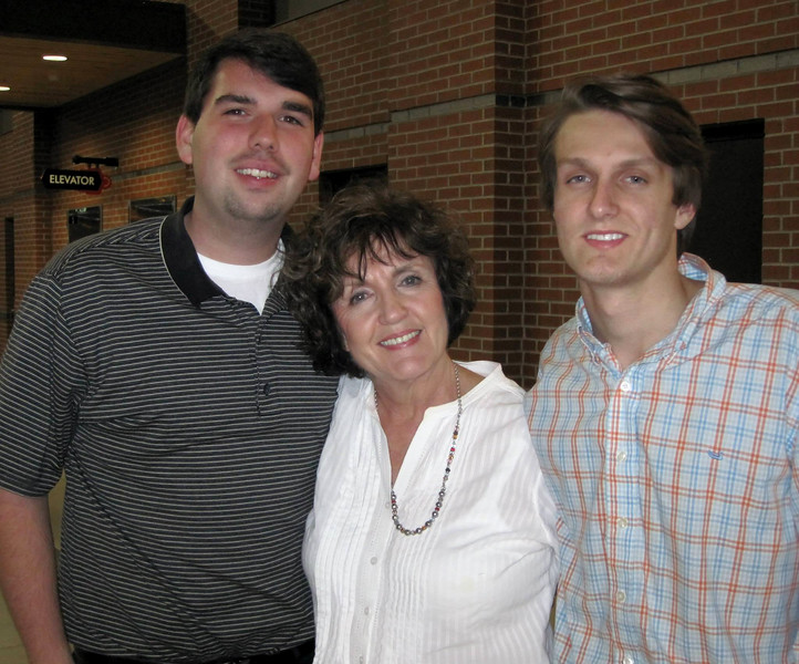 Joseph, Mimi & Seth