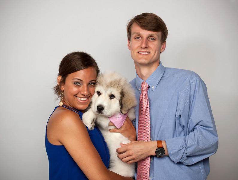 Katie, Baylor & Seth