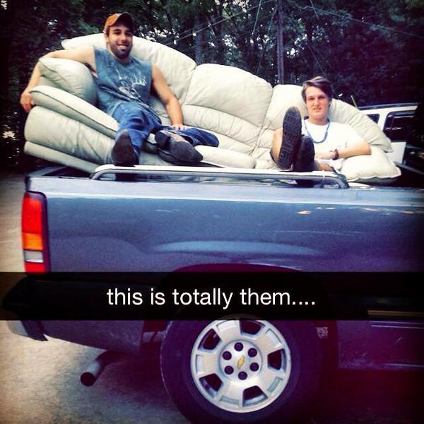 Brady & Seth