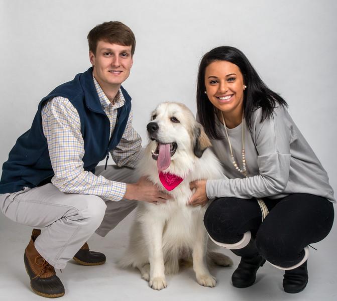 Seth, Katie & Baylor