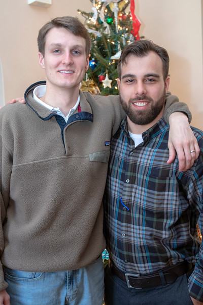Seth & Brady