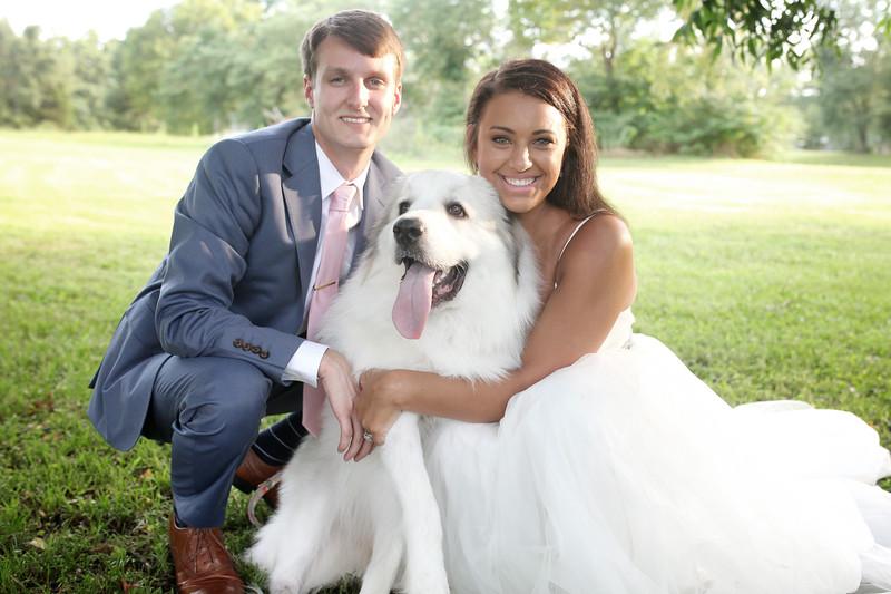 Seth, Baylor & Katie