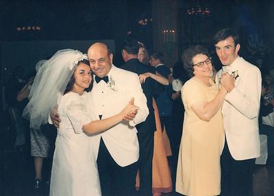 1968 The Hanley Wedding