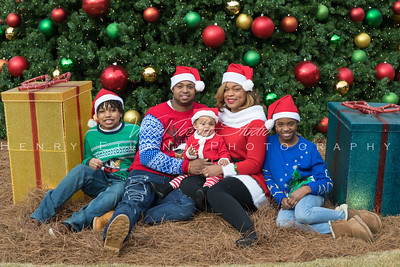 The Harris 2017 Christmas Photos
