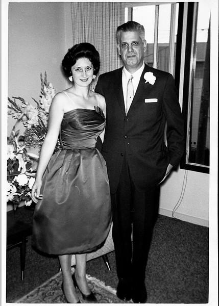 mom   dad 1963