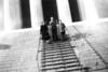 Lincoln Memorial in 1958