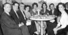 1960-11-05 San Francisco, CA Sami, Victor, Eli, Suzette, Lily, Huguette, Oscar and Juliette Family reunion after the Exodus