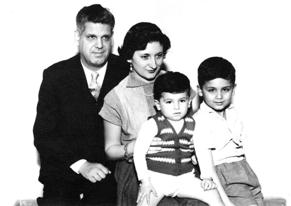 Family around 1953