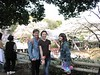 Cherry blossom festival at Iyama, near Atsugi