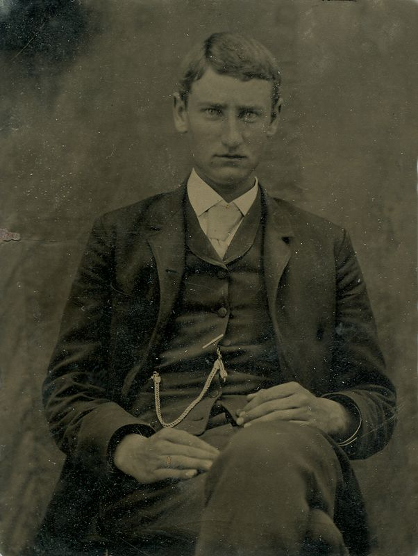 Delany Grant Holbrook son of Campbell Rice Holbrook and Mary Ann Wilson.