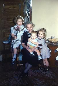 Aunt Annie Mihalic