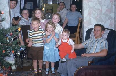 Waiting for Santa 1951
