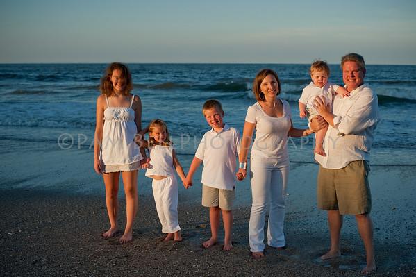 The Jackson Family on Amelia