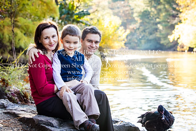 The Klenk Family : Durham, NC
