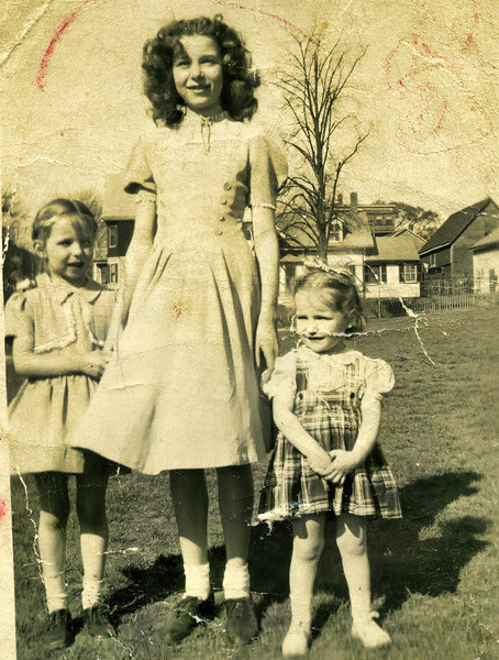 Louise, Beverly, and Helen