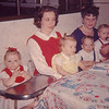 Beverly and Nanny (Laura) with the Laura's Grandchildren