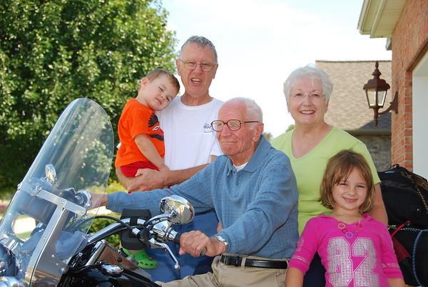The Kuhn Family September 2009