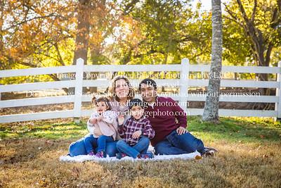 The Leech/Saldanha Family : Raleigh, NC