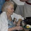 Sylvia at her 100th