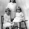 Three young Locke Girls