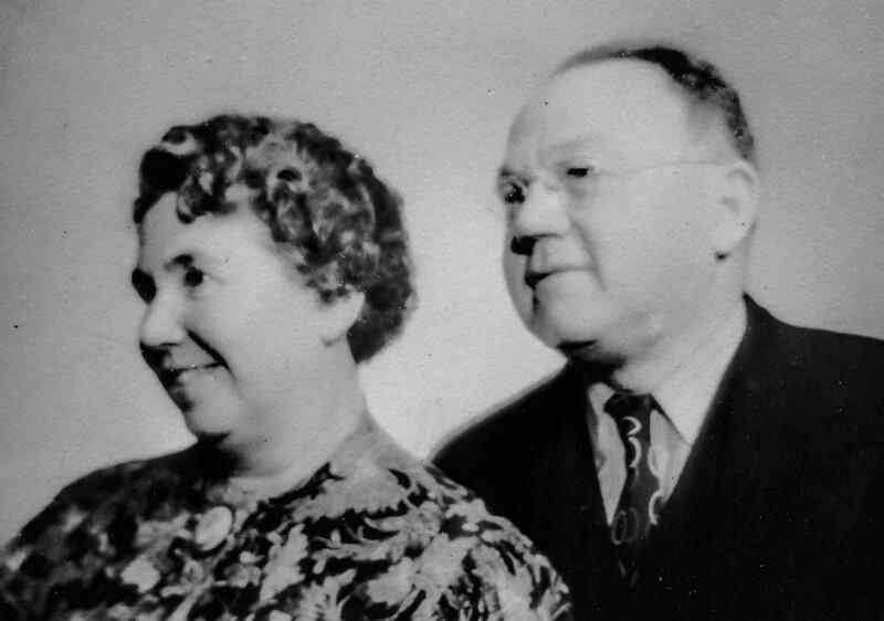 Elsie and Arthur Locke