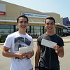 July 21, 2014: Nick finally gets his G1 and Pat got it early according to Mom