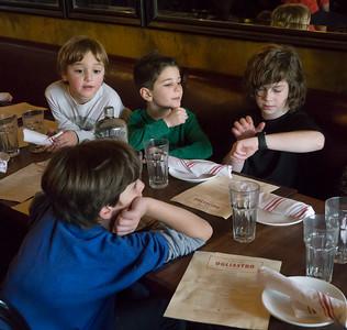 At Ogliastro Pizza Bar.