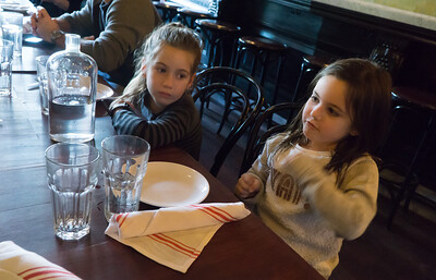 Two cute cousins: Charlotte  and Amelia.