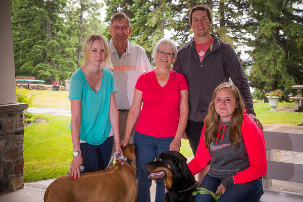 The Lutz Family