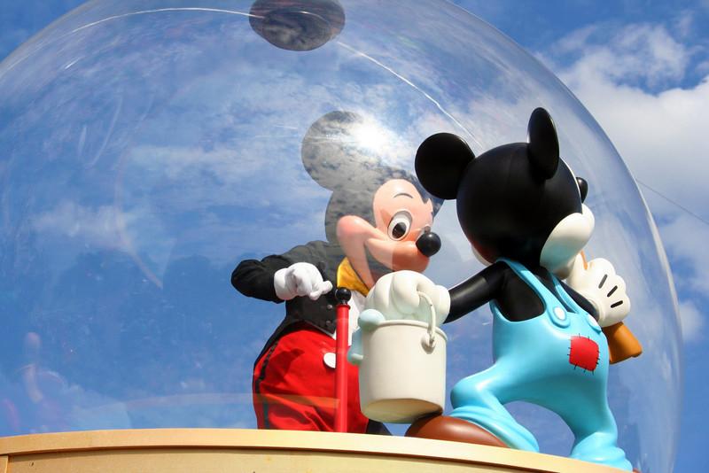 Disney Parade!