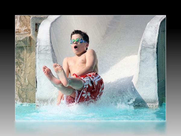 Caribean Beach Resort Pool!