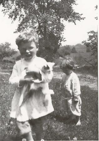 The Margaret Sanborn Ryon Family Album