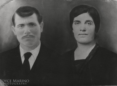 John and Theresa Minacapell, Mom's parents