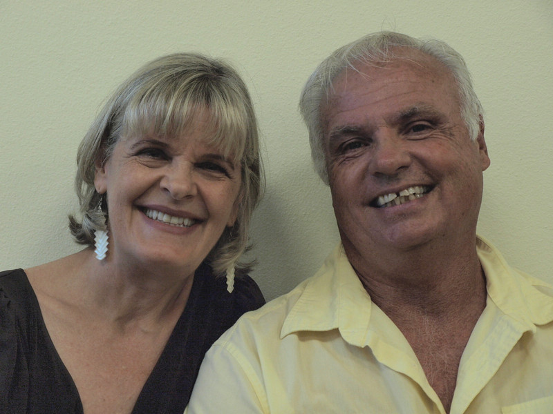 Suzanne and Sean - the Parents